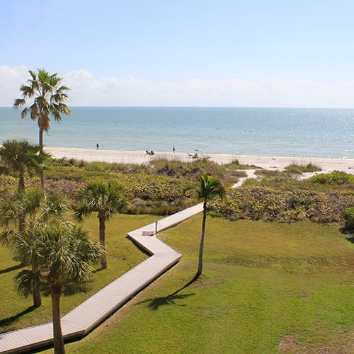 Stunning Gulf Beach Views