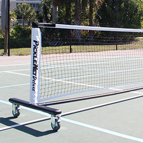 Lighted Pickleball Courts